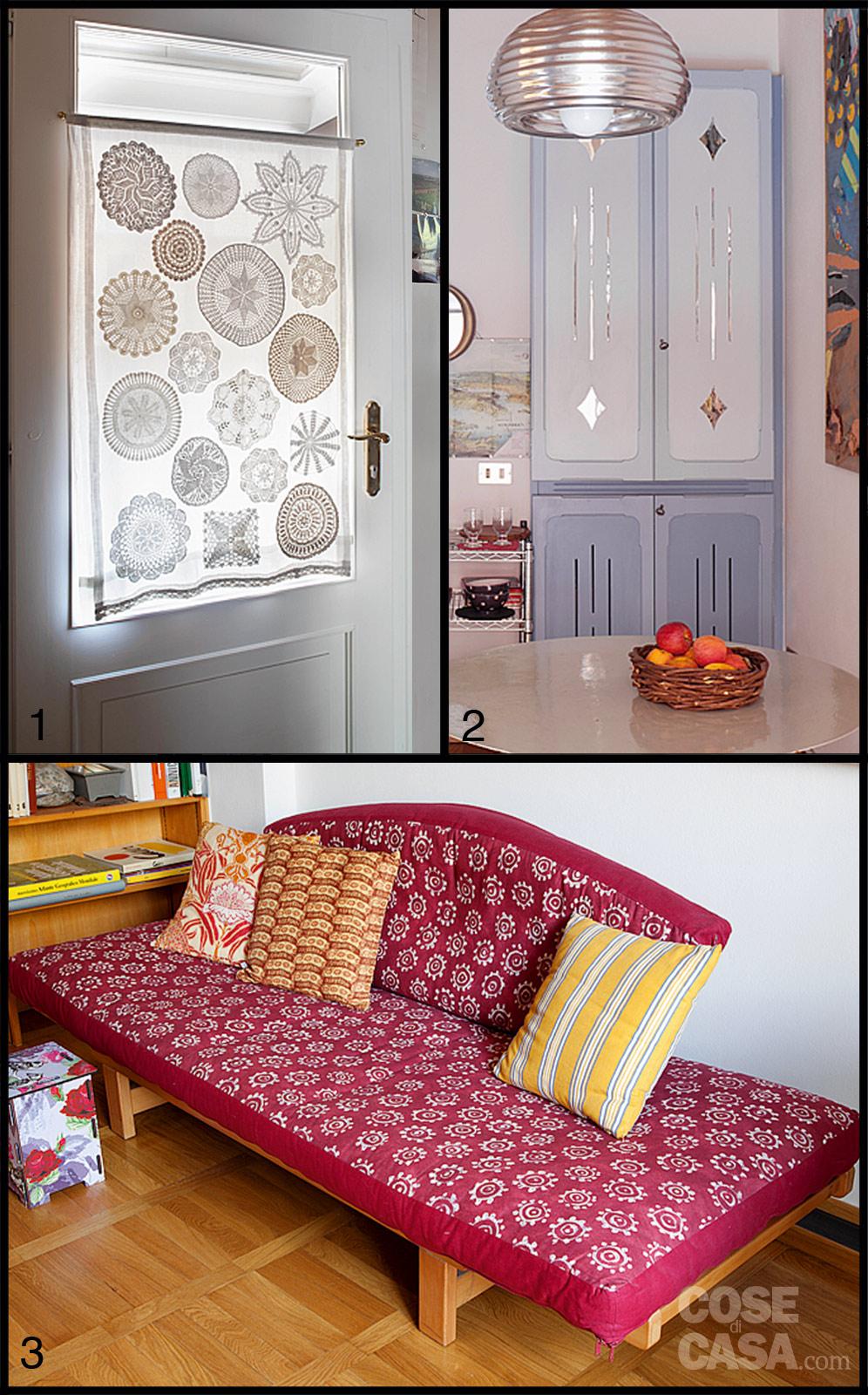 Cose di casa divano letto mago onfuton piccolo appartamento a milano 2 onfuton - Divano letto usato milano ...