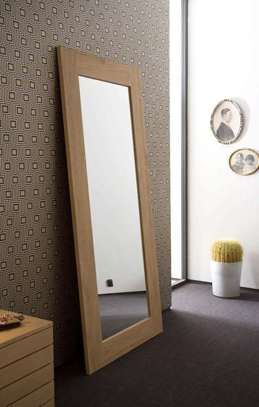 ethnicraft specchio grande a parete - Onfuton
