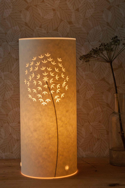 Lampada da tavolo carta regalo design 2 onfuton for Lampada da tavolo di design