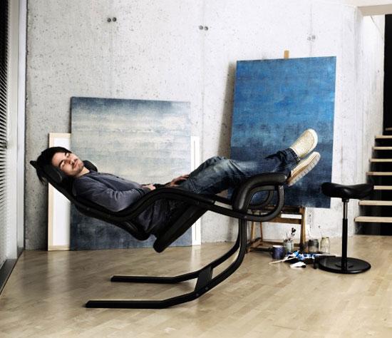 sedia ergonomica gravity varier onfuton sconto - Onfuton