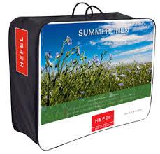 summer linen trapunta estiva Hefel
